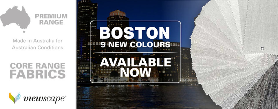 Boston 9 new fabric colours 100521