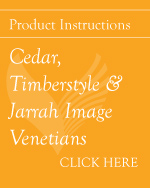 Pdf button cedar venetians fitting instructions
