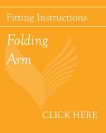 Pdf button folding arm fitting instructions