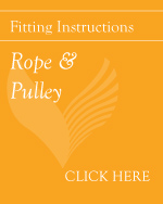 Pdf button rope pulley fitting instructions