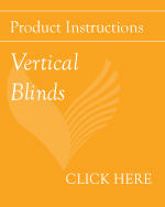 Pdf button vertical blinds product instructions